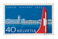 Switzerland 1953 - Michel 585 - Mint
