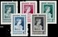 Belgien 1951 - Postfrisk - OBP 863/67