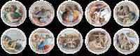 Série de monnaies la Chapelle Sixtine