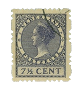 Netherlands 1927 - NVPH R32 - Cancelled