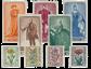 Belgien 1949 - OBP 814/22 - Postfrisk