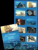 Norfolk Island - Sailing ship Sirius - Mint set 10v