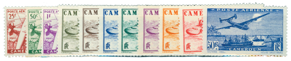 Cameroun PA 1/11