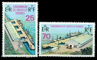 New Hebrides - YT 366-67