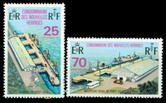 Ny Hebriderne - YT 366/67