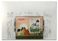 Hunde - 5 ark og 1 miniark