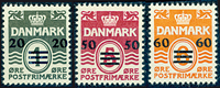 1941 Faroe Islands 2B-6B *