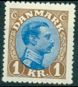 Danmark - Bogtryk AFA 131A