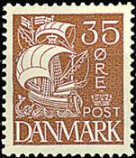Denmark - Letterprint - AFA no. 173