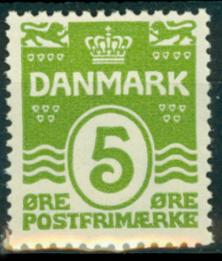 Danmark Bogtryk AFA 183