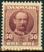 Danmark - AFA nr. 58 - Bogtryk
