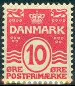 Danmark - AFA nr. 65 - Bogtryk