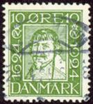 Danmark - Postvæsenets 300 års jubilæum