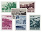 Belgien 1953 - Postfrisk - OBP 918/23