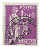 France - YT 77 - Precancelled