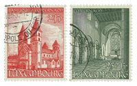 Luxembourg 1953 - Cancelled - Michel 514-15