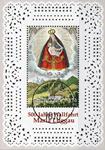 Østrig - Maria Luggau - Stemplet miniark