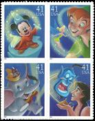 USA - Walt Disney - Postituore