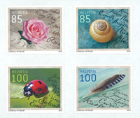 Switzerland - Special Occasions - Mint set 4v