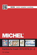 Michel catalogue - Caribbean A-K 2015/1