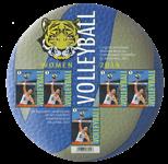 Belgien - Volleyball - Postfrisk ark