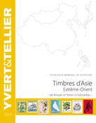 Yvert Asien - Fjernøsten 2015