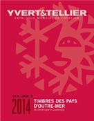 Yvert & Tellier catalogue - Overseas V, Vol. 3, D-G,  2014