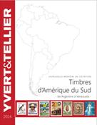 Yvert & Tellier catalogue - South America A-V