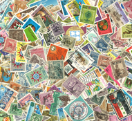 Iraq 550 different stamps