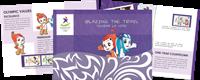 Singapore - Ungdoms OL - Flot folder
