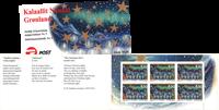 Groenland - Kerst postzegelboekje nr. 5