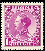 Belgien 1934 - OBP 392 - Ubrugt