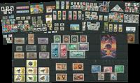 Frimærker fra 50 forskellige lande