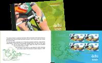 Guernsey - Commonwealth Games - Flot prestigehæfte