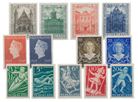 Netherlands year 1948 - Mint