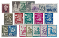 Netherlands year 1950 - Mint