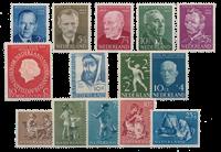 Nederland - 1954 - Postfris