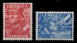 Holland årgang 1942 - Postfrisk