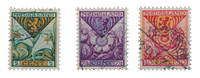 Netherlands year 1925 - Cancelled