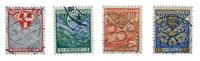 Netherlands year 1926 - Cancelled