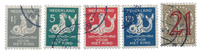 Netherlands year 1929 - Cancelled