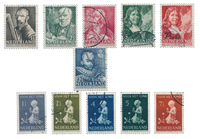 Netherlands year 1940 - Cancelled