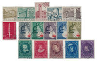 Netherlands year 1955 - Mint