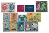 Netherlands year 1960 - Cancelled