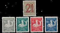 Holland - Årgang 1929 - Komplet