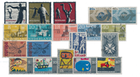Netherlands year 1965 - Cancelled