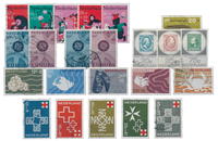Netherlands year 1967 - Cancelled