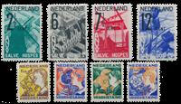Holland 1932 - Årgang - Ubrugt