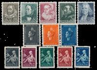 Netherlands 1938 - Year set - Unused