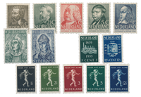 Netherlands 1939 - Year set - Unused